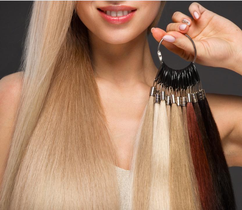 tác hại của nối tóc