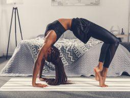 tập thể dục trước khi ngủ có tốt cho không