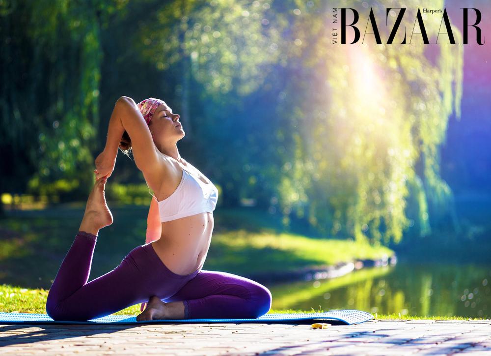 Công dụng của tập yoga