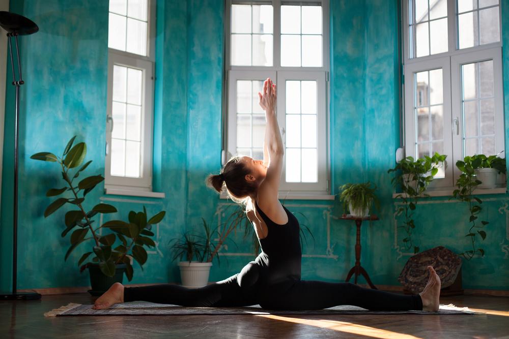 yoga giúp giảm đau lưng