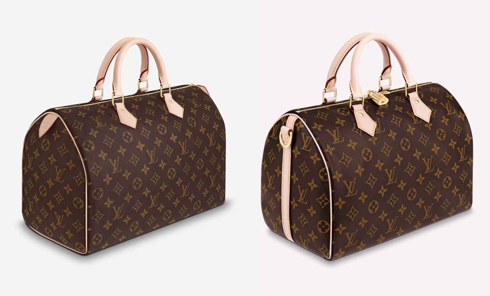 Tất cả những gì bạn cần biết về túi xách Louis Vuitton Speedy