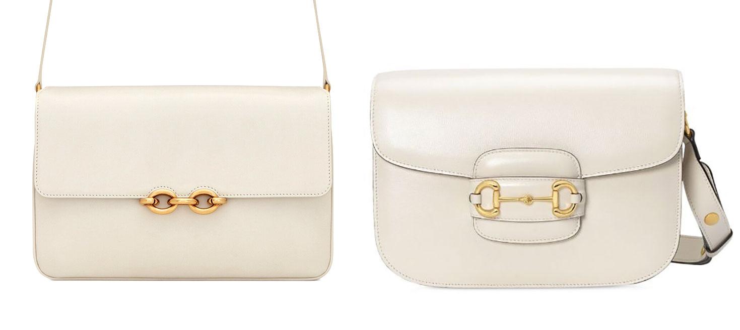Saint Laurent ra mắt túi Maillon không logo, bị đánh giá là giống Gucci 5