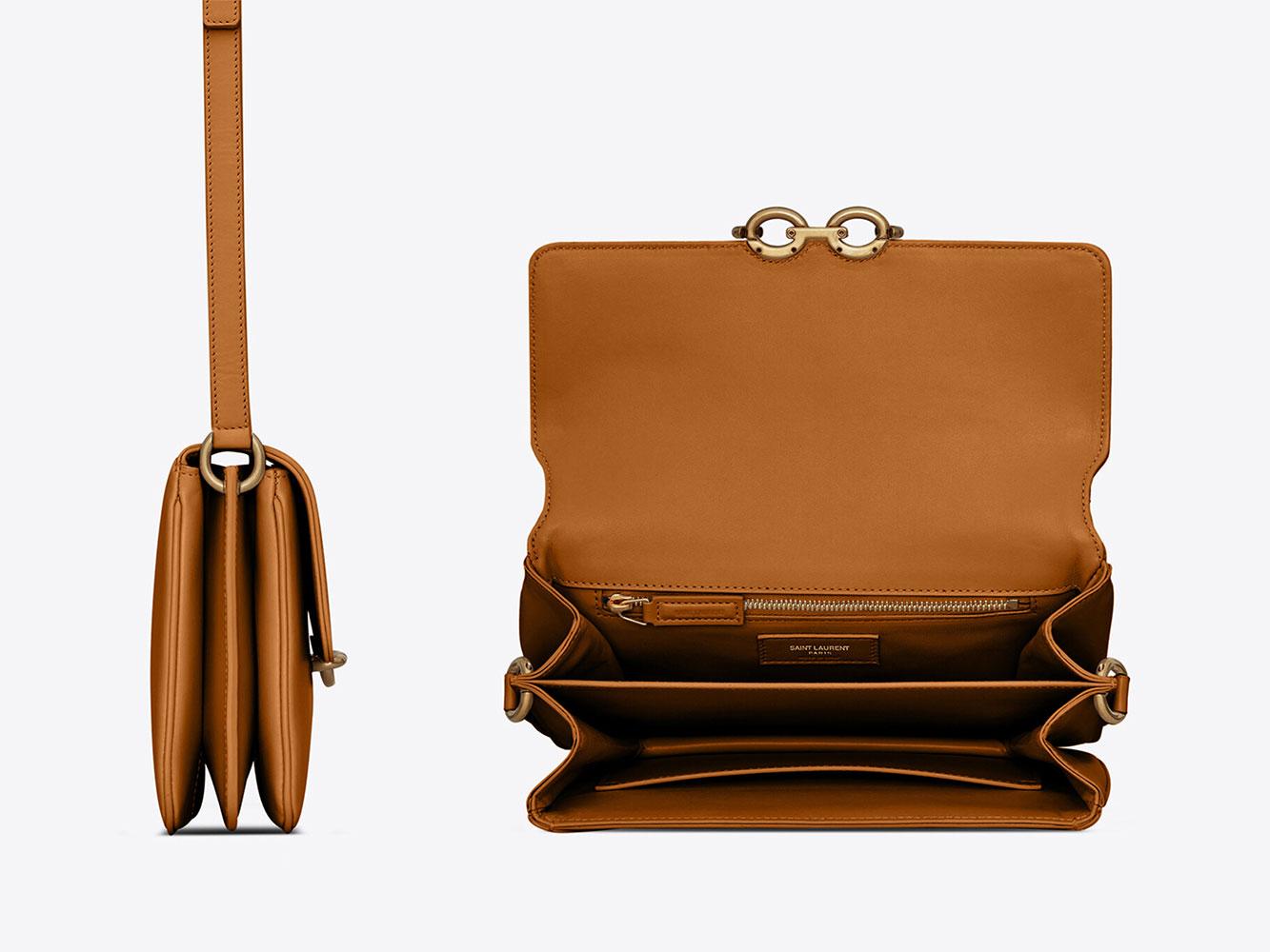 Saint Laurent ra mắt túi Maillon không logo, bị đánh giá là giống Gucci 4