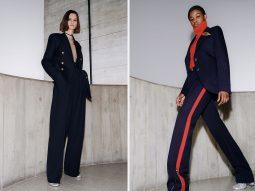 Victoria Beckham Thu Đông 2021: Quân phục kiểu bà Beck