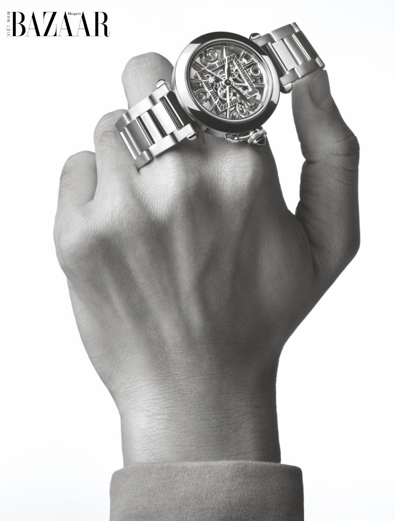 Vì sao đồng hồ Pasha của nhà Cartier chinh phục giới mộ điệu nhiều thập kỷ liền?