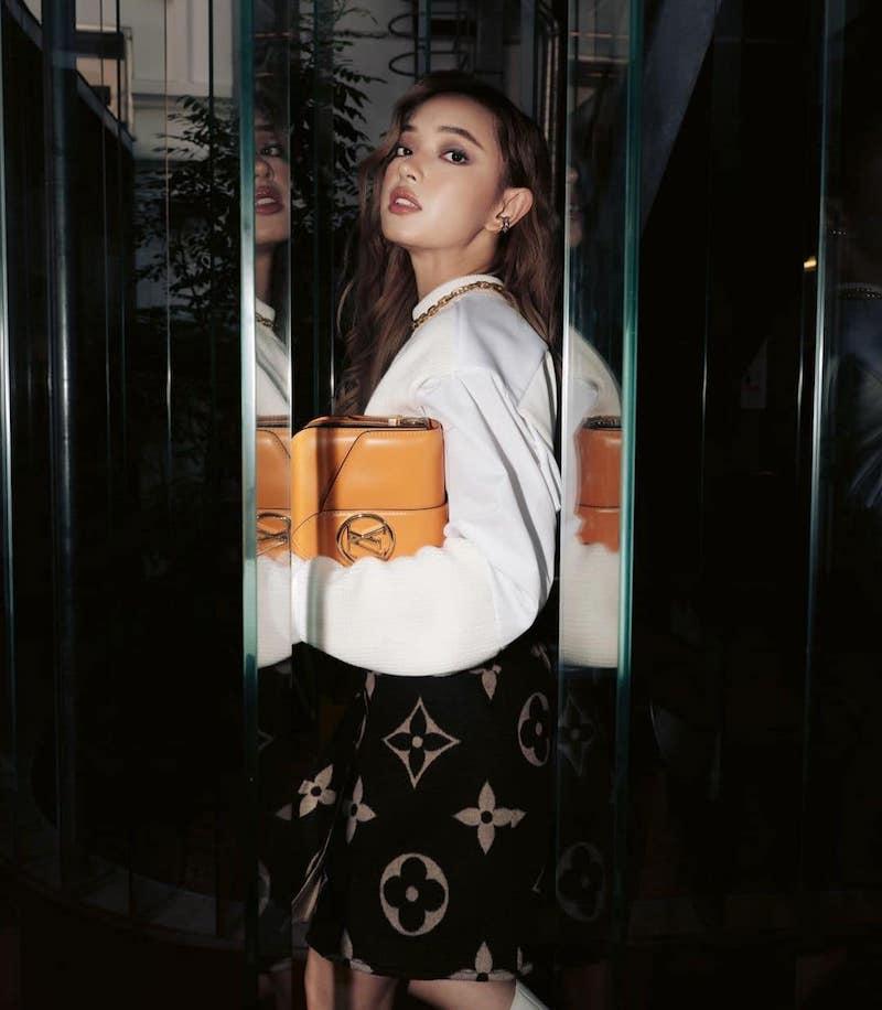 Tú Hảo, Châu Bùi, Khánh Linh, Quỳnh Anh Shyn lên đồ ăn mừng Louis Vuitton diễn show Xuân Hè 1
