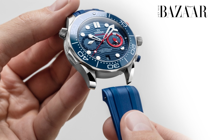 Đồng hồ OMEGA Seamaster Diver 300M America's Cup Chronograph