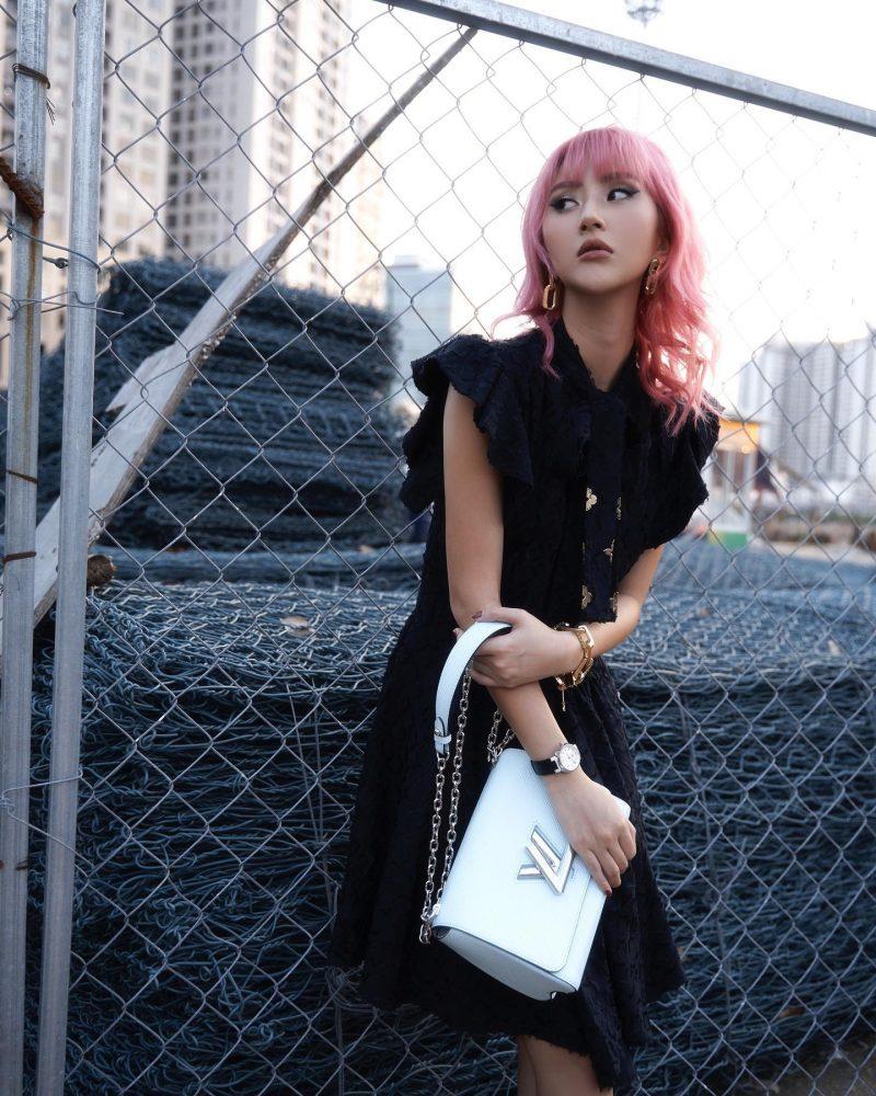 Lan Ngọc, Khánh Linh, Châu Bùi, Quỳnh Anh Shyn lên đồ dự show Louis Vuitton: Ai mặc đẹp nhất? 7