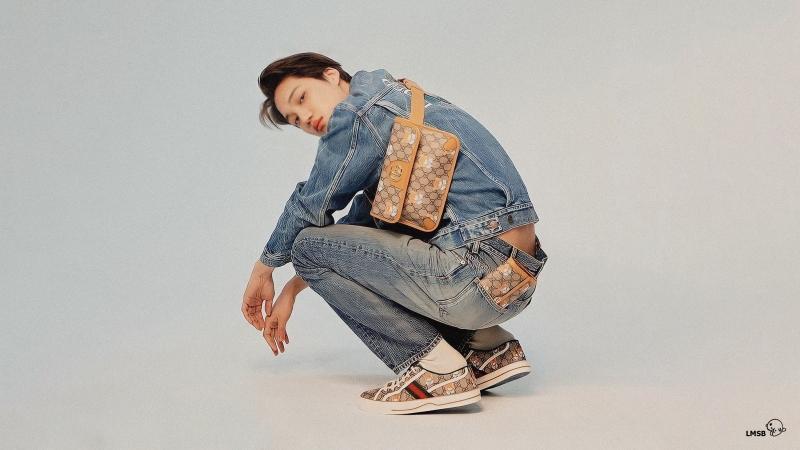 Kai x Gucci