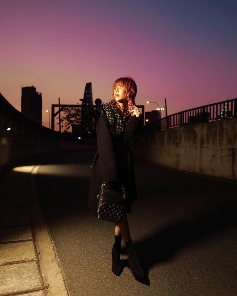 Lan Ngọc, Khánh Linh, Châu Bùi, Quỳnh Anh Shyn lên đồ dự show Louis Vuitton: Ai mặc đẹp nhất? 4