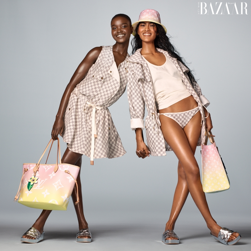 Summer by the Pool, BST Hè 2021 của Louis Vuitton 2