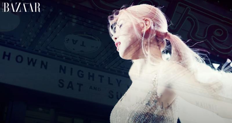Thời trang Rosé BLACKPINK trong MV On the Ground: Toàn bodysuit! 5
