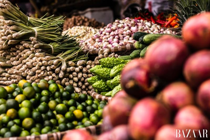 Việt Nam sở hữu nhiều nguyên liệu nhiệt đới đa dạng.