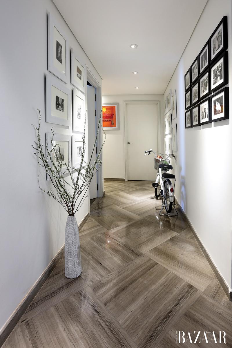Ghé thăm căn hộ phong cách Bắc Âu kết hợp công nghệ cao của doanh nhân Hằng Phạm