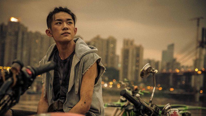 Dịch Dương Thiên Tỉ có vai diễn debut trên màn ảnh rộng. Ảnh: Facebook Better Days Movie.