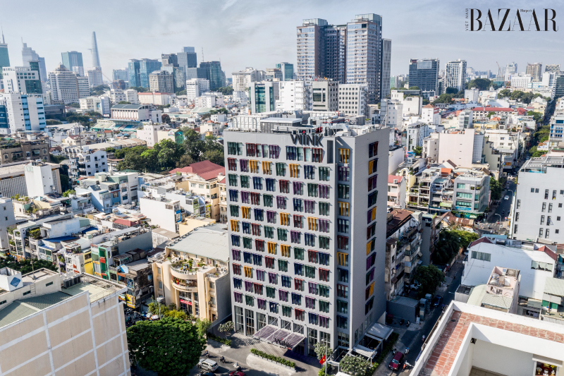 Khai trương Wink Hotel Saigon Centre