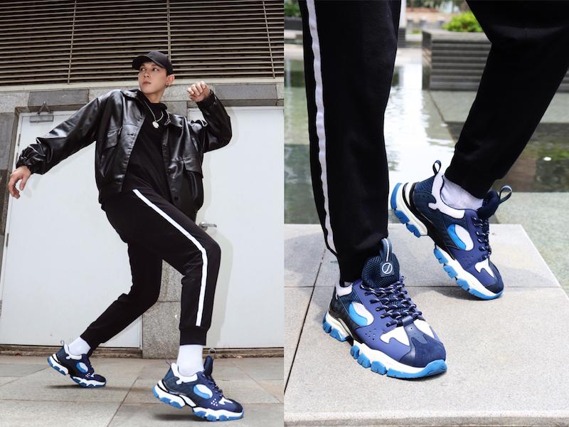 Thương hiệu sneaker JAVI phong cách đường phố đã có mặt tại Việt Nam 1
