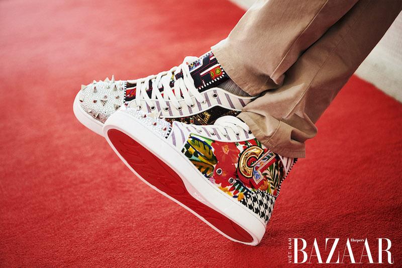 Vẻ đẹp diệu kỳ tại thế giới giày đế đỏ 3
