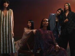 5 nàng mẫu cá tính hội tụ trong bộ ảnh với thiết kế mới của Công Trí