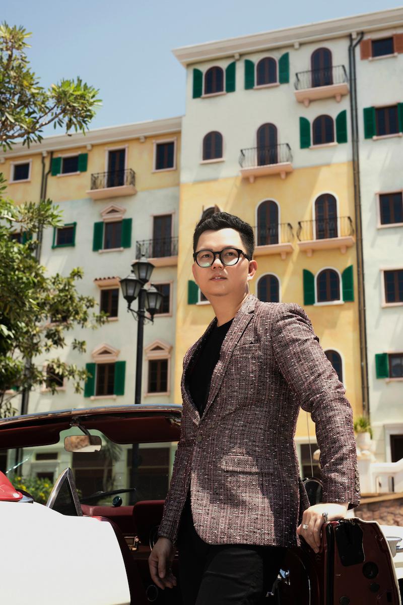Trước Fashion Voyage 3, Long Kan 'nhá hàng' phim ngắn thời trang 4