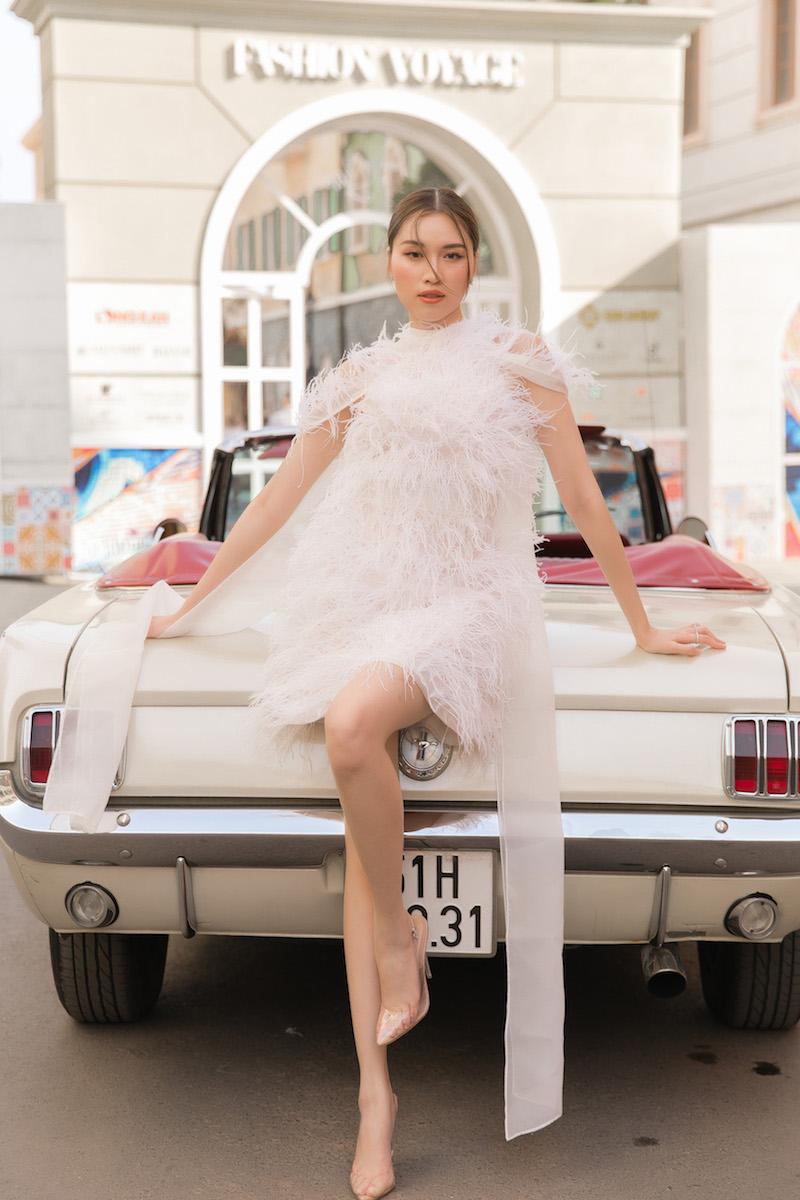 Street style vừa chất vừa ngầu của dàn sao Việt 7