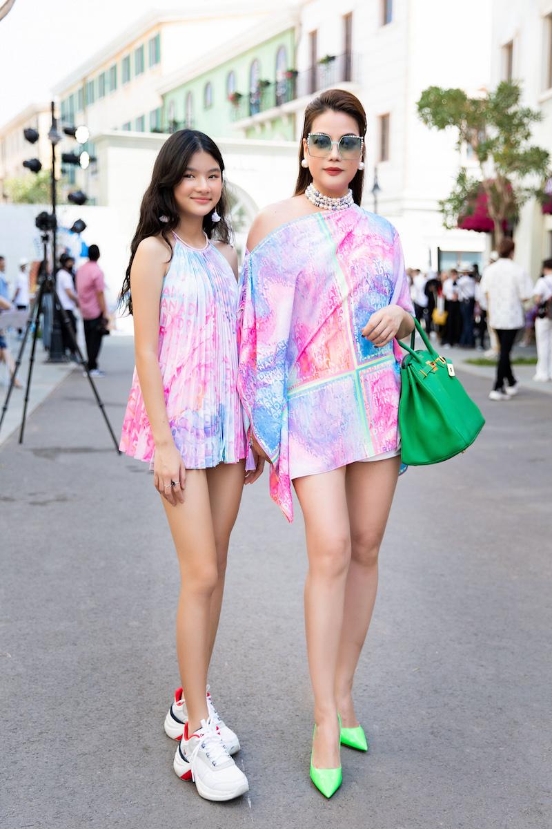 Street style vừa chất vừa ngầu của dàn sao Việt 2