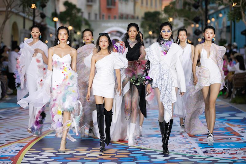 Top 7 Fashion Voyage Designer chào sân ấn tượng tại đảo ngọc Phú Quốc 1