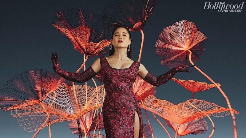 Kelly Marie Trần - Công chúa Disney gốc Việt diện đầm của Công Trí 1