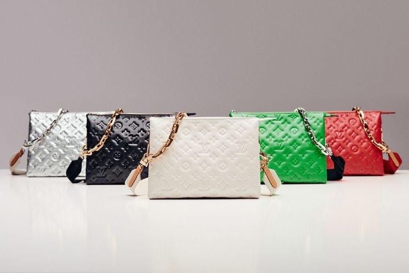 Để may nên chiếc túi Coussin Louis Vuitton cần 1.000 mũi khâu 4