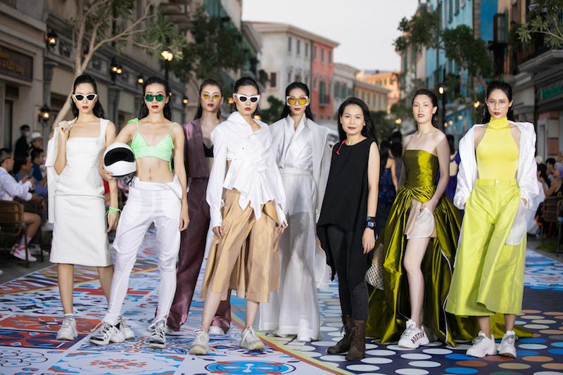 Top 7 Fashion Voyage Designer chào sân ấn tượng tại đảo ngọc Phú Quốc 2