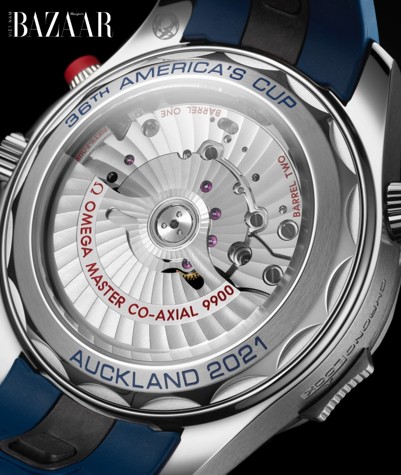 Đồng hồ OMEGA Seamaster Diver 300M America's Cup Chronograph 2