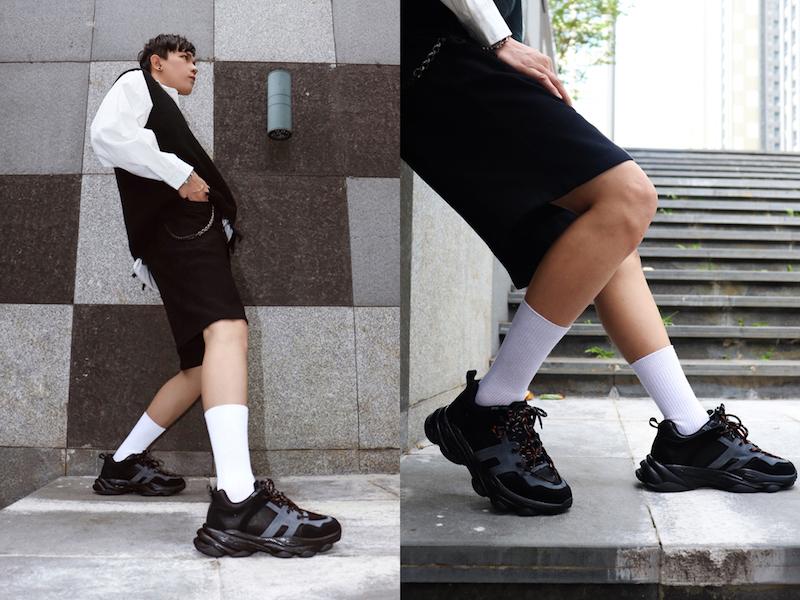 Thương hiệu giày sneaker JAVI phong cách đường phố hầm hố đã có mặt tại Việt Nam