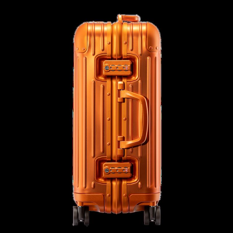 RIMOWA tung ra gam màu mới cho vali Original: màu cam MARS 1