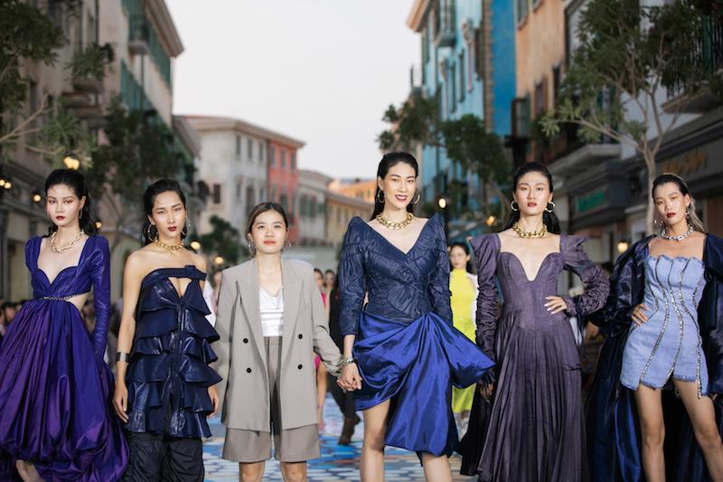 Top 7 Fashion Voyage Designer chào sân ấn tượng tại đảo ngọc Phú Quốc 3