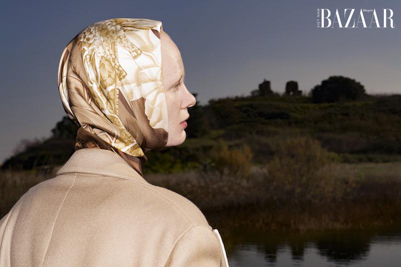 Salvatore Ferragamo tổ chức triển lãm về lụa tơ tằm tôn vinh Fulvia Ferragamo Visconti