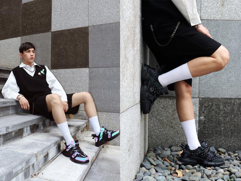 Thương hiệu sneaker JAVI phong cách đường phố đã có mặt tại Việt Nam 2
