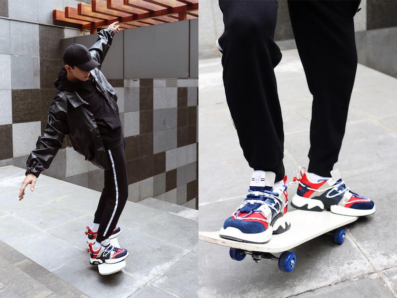 Thương hiệu sneaker JAVI phong cách đường phố đã có mặt tại Việt Nam 3