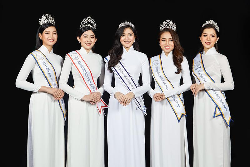Siêu mẫu Võ Hoàng Yến diện áo dài nữ sinh, nhớ về tuổi học trò cấp ba 2
