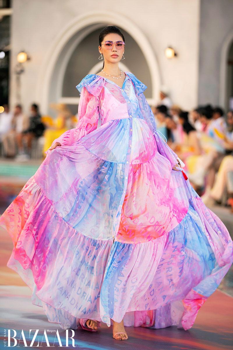 Adrian Anh Tuấn dệt giấc mộng hè cùng Fashion Voyage 3 4