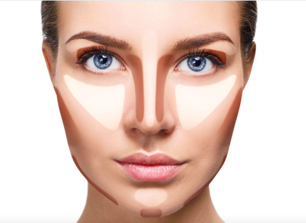 Cách làm mũi thon gọn với lối trang điểm tạo hiệu ứng mũi cao