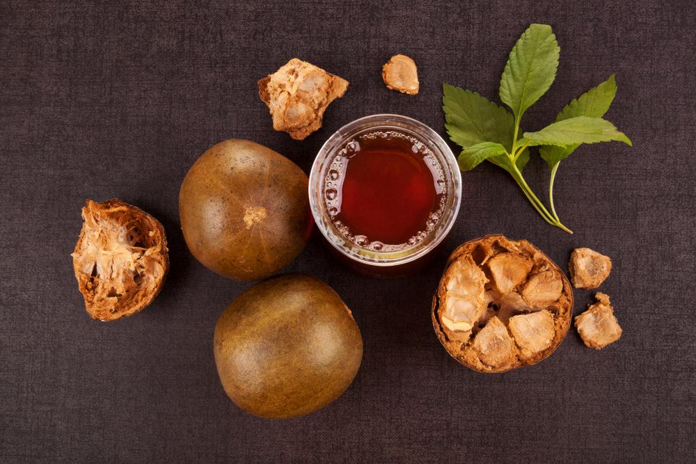 Cách nấu trà bí đao la hán quả