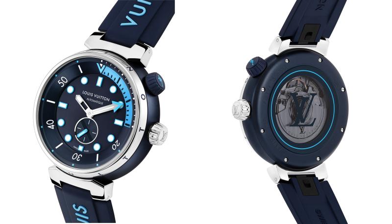 Chiếc đồng hồ lặn từ nhà mốt Pháp 2
