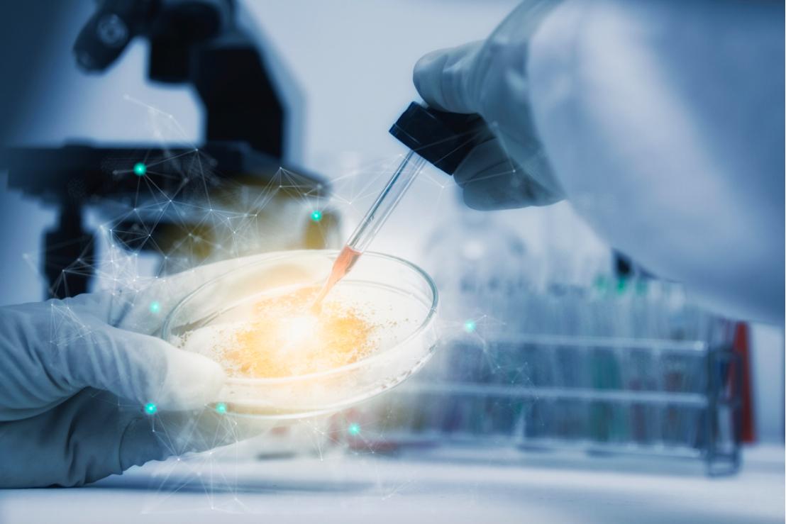nghiên cứu trong phòng thí nghiệm