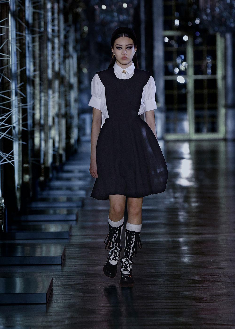 Dior lấy cảm hứng từ đại sứ Jisoo cho bộ sưu tập Thu Đông 2021 2