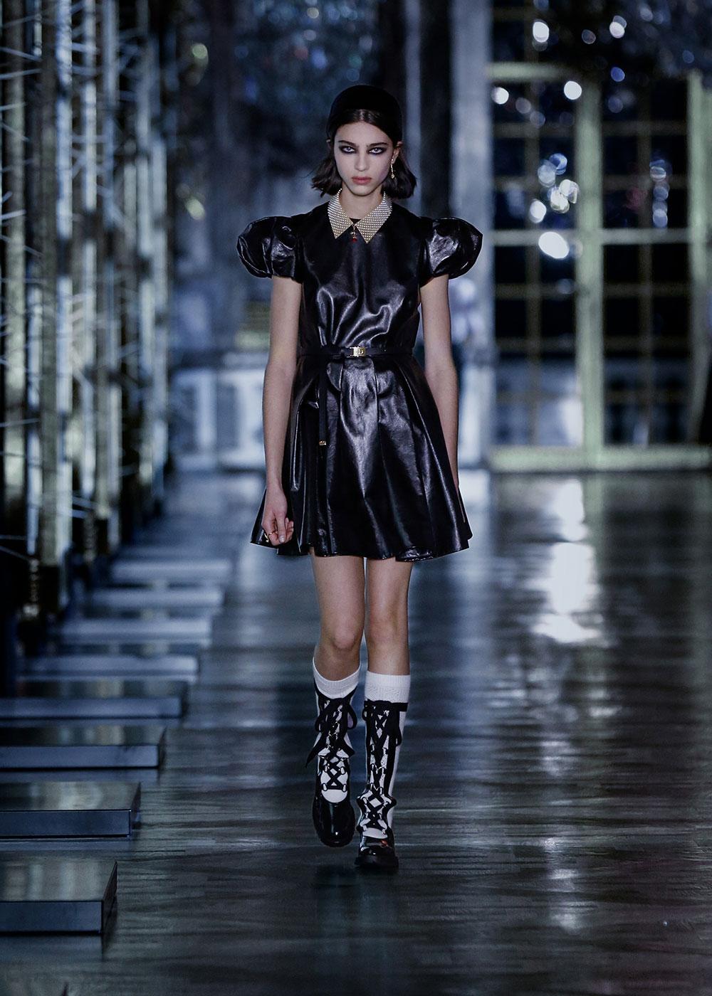 Dior lấy cảm hứng từ đại sứ Jisoo cho bộ sưu tập Thu Đông 2021 3