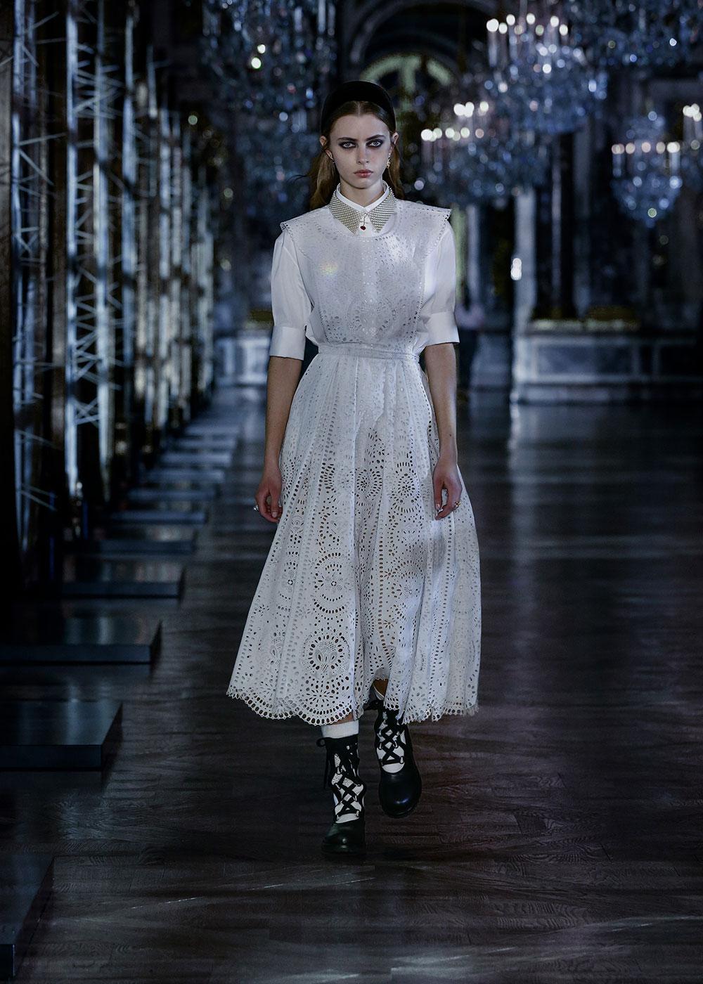 Dior lấy cảm hứng từ đại sứ Jisoo cho bộ sưu tập Thu Đông 2021 4