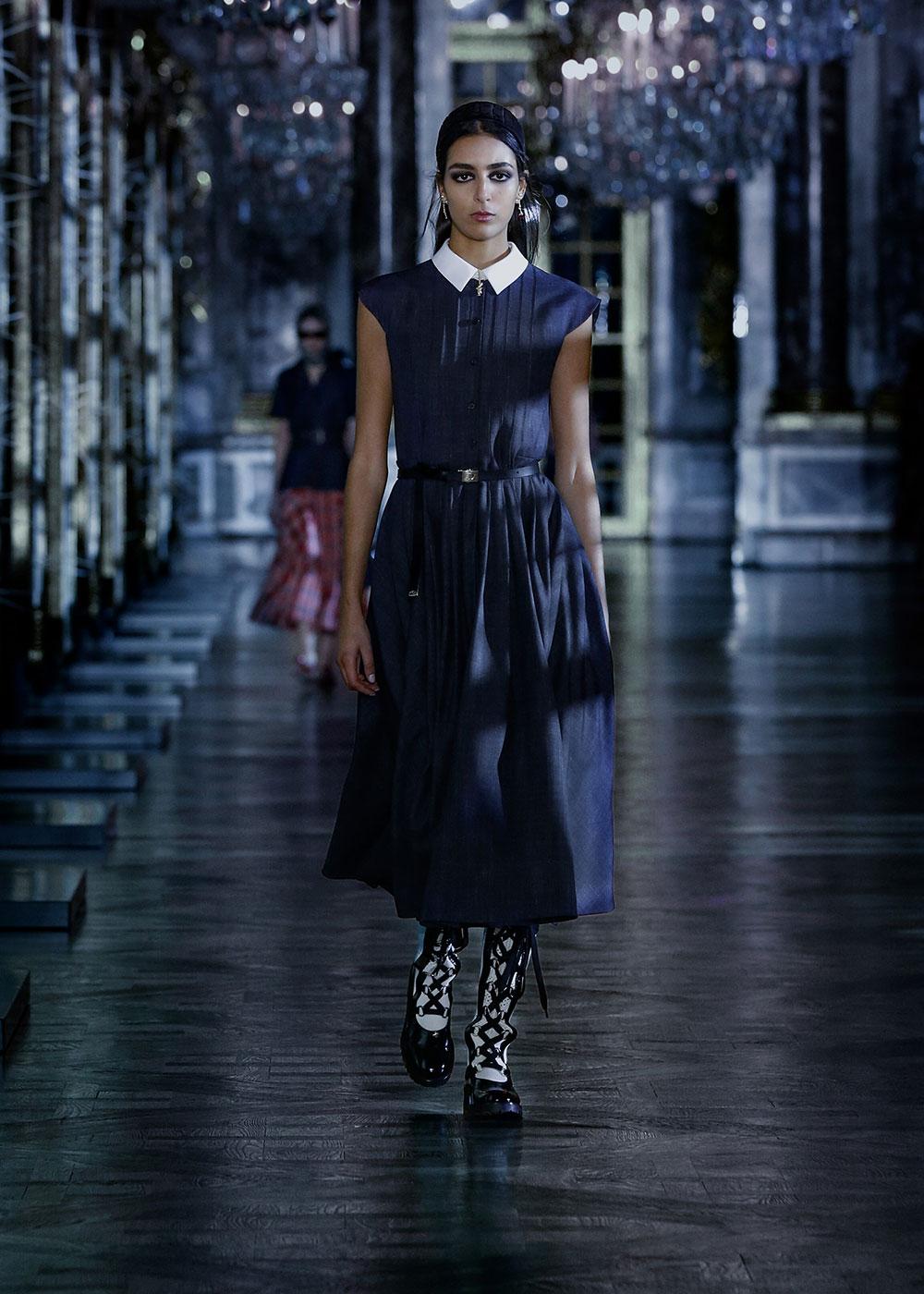 Dior lấy cảm hứng từ đại sứ Jisoo cho bộ sưu tập Thu Đông 2021 7