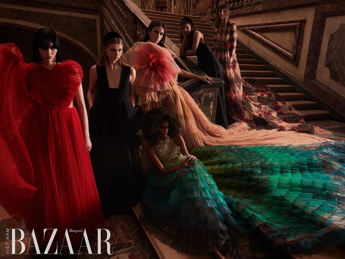 Dior Thu Đông 2021   Xem trọn bộ sưu tập 3