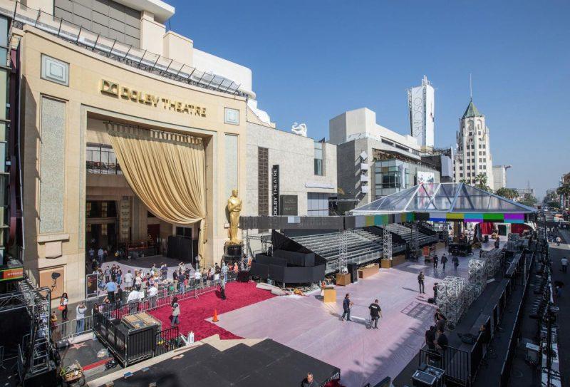 Nhà hát Dolby tại thành phố Los Angeles, Mỹ. Ảnh: forbes.com.