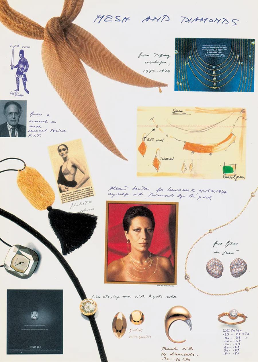 5 món trang sức độc đáo nhất Elsa Peretti thiết kế cho Tiffany & Co 1